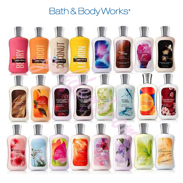 Bath body works lifewithlilred for Where are bath and body works products made