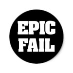 Escape Room Game EPIC FAIL