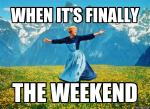 Weekend Updates!!