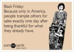 Black Friday Shopping Do's AndDon'ts