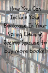 How You Can Include Your Bookcase In Your Spring CleaningRegime
