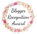 Blogger Recognition Award #6