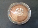 The Body Shop Bronze Bliss Eyeshadow Swatches