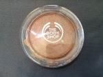 The Body Shop Bronze Bliss EyeshadowSwatches