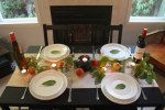 Falling For Food! Season & Serve Style Dinner Party
