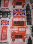 Scarf Series: London Calling Edition