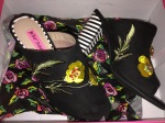 If The Shoe Fits: Betsey Johnson Mules Edition