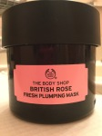 Face Mask Festivities: The Body Shop's British Rose Edition