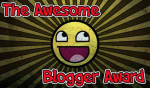 Awesome Blogger Award #1