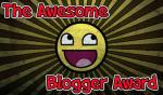 Awesome Blogger Award#1