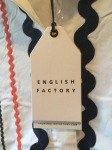 English Factory Tennis Dress