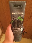 Face Mask Festivities: Freeman's Charcoal + Black Sugar Gel Mask & Scrub Edition