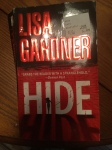 Lil Red's Book Club: Hide By Lisa Gardner Edition
