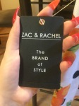 New Zac & RachelSkort