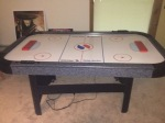 New Air Hockey Table!!