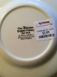 TJMaxx Fall Hall: Royal Stafford Plates