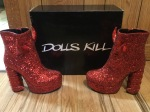 If The Shoe Fits: Devilishly Good Platforms Edition