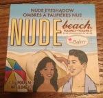 The Balm Cosmetics Nude Beach Swatch InBootylicious