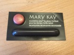 Mary Kay Nourishine Plus Lip Gloss Swatch In Fancy Nancy