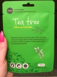 Face Mask Festivities: Celavi Tea Tree Sheet Mask Edition