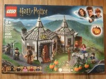 Hagrid's Hut Harry Potter LEGO Set