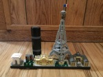 LEGO Architecture Paris Skyline Set