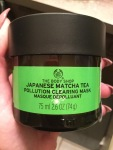 Face Mask Festivities: The Body Shop's Japanese Matcha Tea Pollution Clearing Mask Edition
