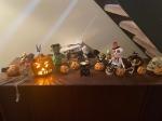 Our Spooky Shelf