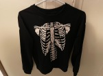 Zempertoopa Skeleton Sweater